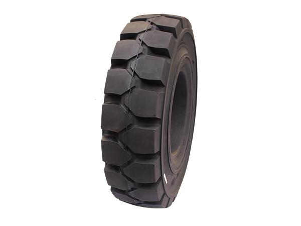 叉车轮胎对整车性能的影响