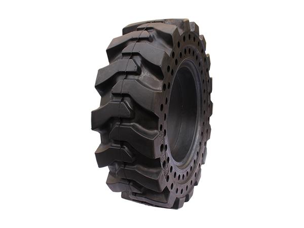 登高车专用实心轮胎