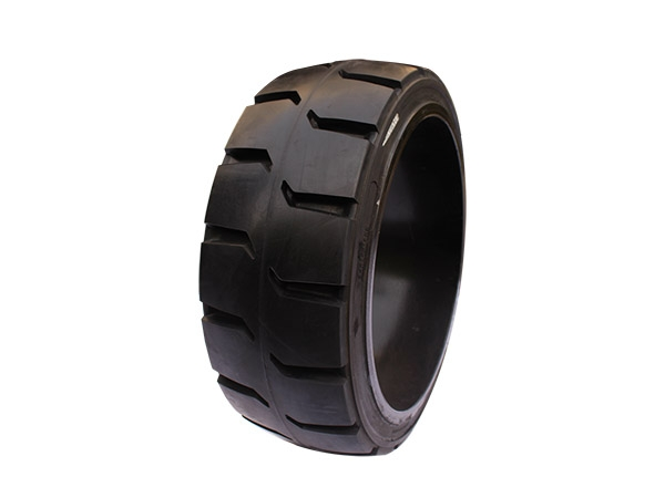 TR纹粘接实心轮胎
