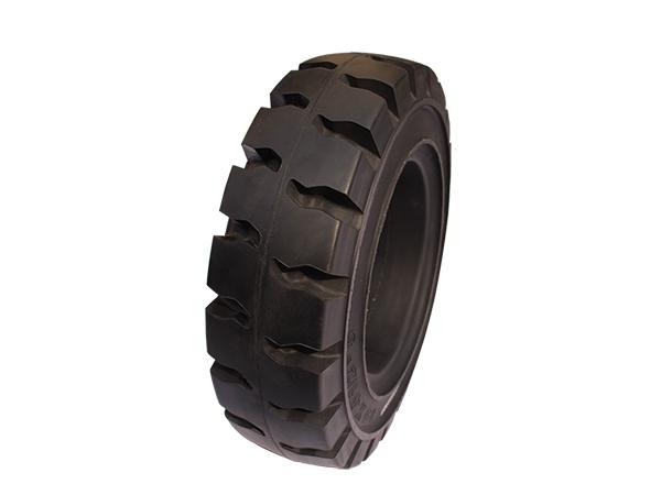 工程车实心轮胎