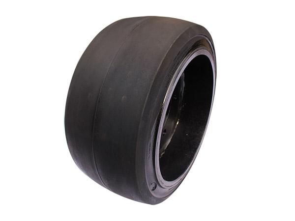 SM纹粘接式实心轮胎
