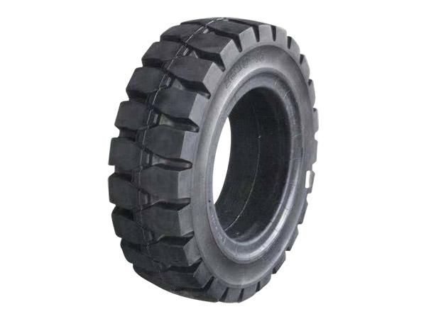 叉车工业实心轮胎